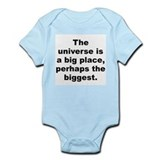 Kilgore trout quote Infant Bodysuit