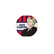 Hillary Clinton Mini Button (100 pack)