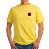 Yellow ASL Terp T-Shirt