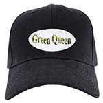 Green Queen Black Cap