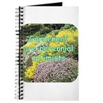 Gardeners are perennial Journal