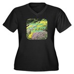 Gardeners are perennial Women's Plus Size V-Neck D