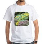 Gardeners are perennial White T-Shirt