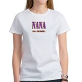 CLICK TO VIEW Nana Tee