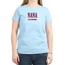 CLICK TO VIEW Nana T-Shirt