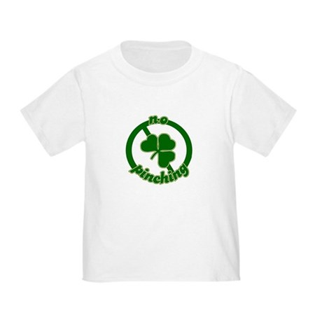 No Pinching Toddler T-Shirt