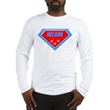 Super American Nelson Long Sleeve T-Shirt