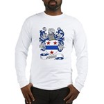 Poore Coat of Arms Long Sleeve T-Shirt