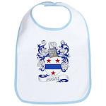 Poore Coat of Arms Bib