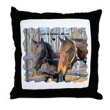 Funny Lexie's Throw Pillow