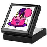 Sweet 16 1 Keepsake Box