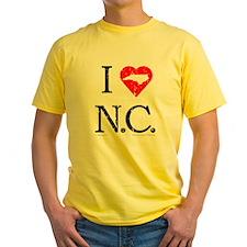 I Love NC T