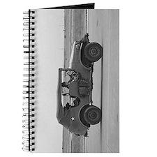 WWII Staff Car Journal