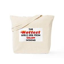 Hot Girls: Salem, IN Tote Bag