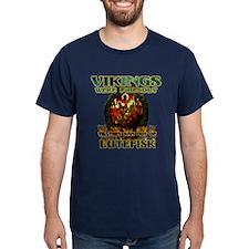 Lutefisk Scandinavian humor T-Shirt