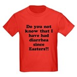 D Since Easters Kids Dark T-Shirt