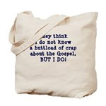 The Gospel Tote Bag