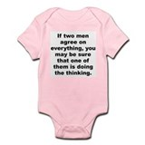 Lyndon b johnson Infant Bodysuit