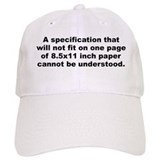 Cool Ardis quote Baseball Cap