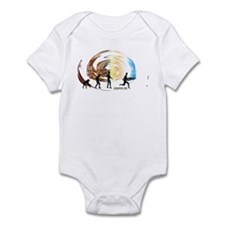 Surf Evolution Infant Bodysuit
