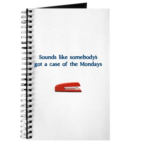 Case of the Monday's Journal