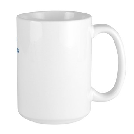 Case of the Monday's Large Mug