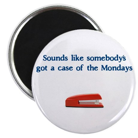Case of the Monday's Magnet