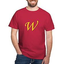 Weasley Sweater Style T-Shirt