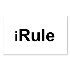iRule Rectangle Decal