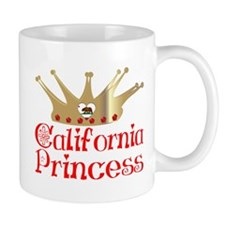 California Princess Mug