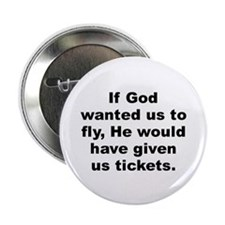 "Funny Brookings 2.25"" Button (100 pack)"