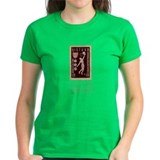 Lithuania Basketball Stamp Tee
