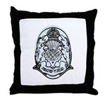 Scotland Police Throw Pillow