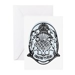 Scotland Police Greeting Cards (Pk of 10)