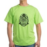 Scotland Police Green T-Shirt