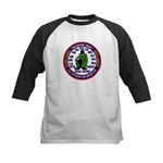 U.S Intelligence Kids Baseball Jersey