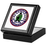 U.S Intelligence Keepsake Box