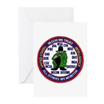 U.S Intelligence Greeting Cards (Pk of 10)
