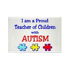 Cute Am proud of Rectangle Magnet (10 pack)
