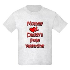Mommy and Daddy's little valentine Light T-Shirt