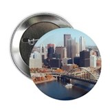 "Unique Pennsylvania 2.25"" Button (10 pack)"