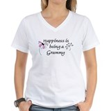 Happiness Is Grammy Shirt