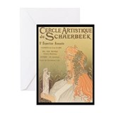 Cercle Artistique Greeting Cards (Pk of 10)