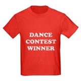 Vintage Dance Contest Winner T