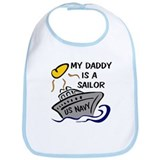 MY DADDY IS A SAILOR Bib