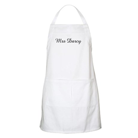 Mrs Darcy BBQ Apron