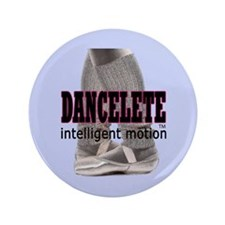 "Dancelete 3.5"" Button"