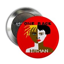 "Anti-Racism 2.25"" Button"
