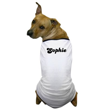 Sophie - Name Dog T-Shirt