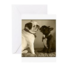 REGGIE & PEPI Greeting Cards (Pk of 10)